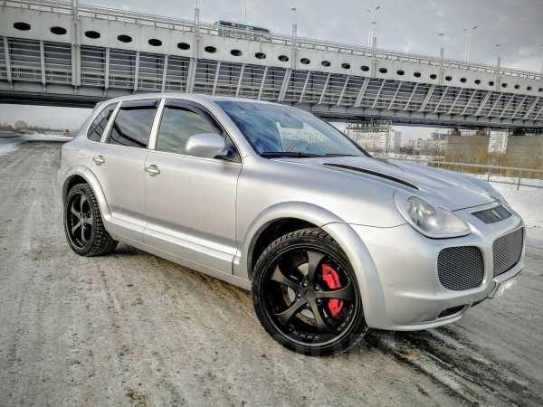 Porsche Cayenne, 2004 год, 699 000 руб.
