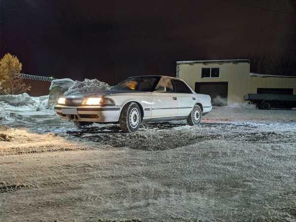 Toyota Mark II, 1989 год, 89 000 руб.