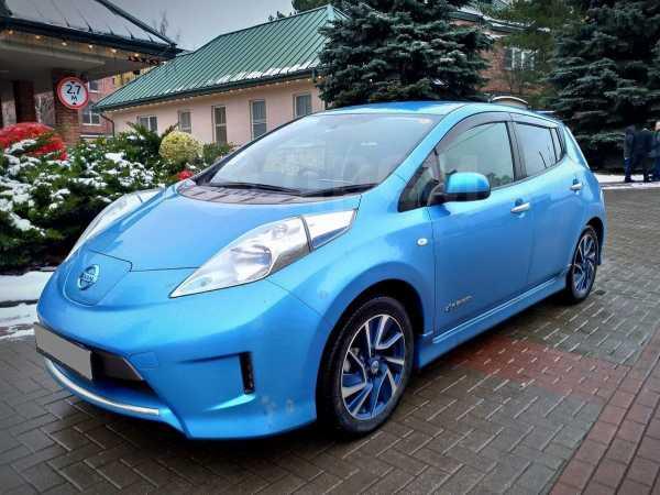 Nissan Leaf, 2015 год, 699 000 руб.