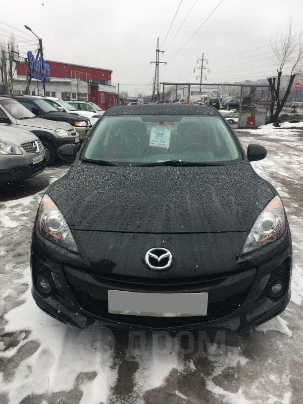 Mazda Mazda3, 2012 год, 507 000 руб.