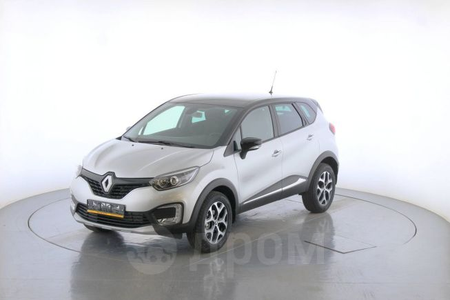 Renault Kaptur, 2020 год, 1 194 000 руб.