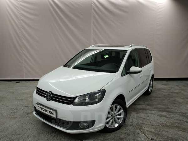 Volkswagen Touran, 2014 год, 839 000 руб.