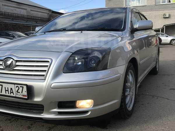 Toyota Avensis, 2005 год, 460 000 руб.