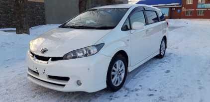 Усолье-Сибирское Toyota Wish 2010