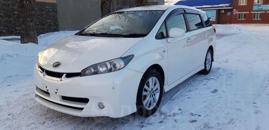 Toyota Wish, 2010 год, 745 000 руб.