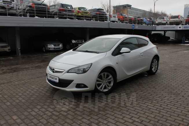Opel Astra, 2014 год, 577 000 руб.