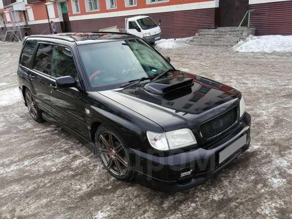 Subaru Forester, 2001 год, 480 000 руб.