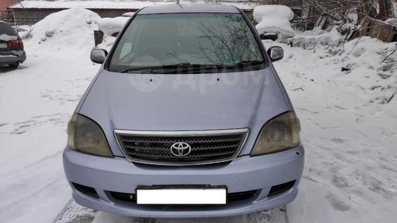 Toyota Nadia, 2002 год, 320 000 руб.
