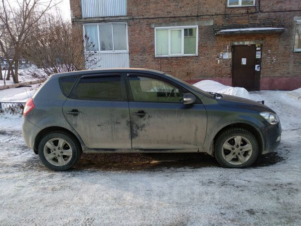 Kia Ceed, 2011 год, 525 000 руб.