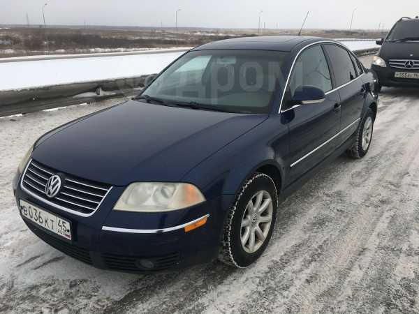 Volkswagen Passat, 2004 год, 239 000 руб.