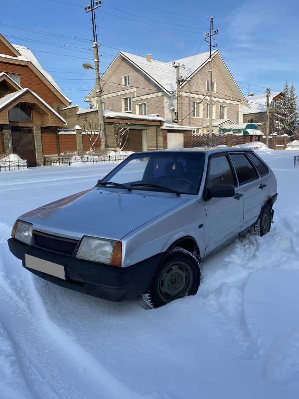 Лада 2109, 2003 год, 49 000 руб.