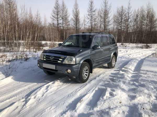 Suzuki Grand Escudo, 2004 год, 520 000 руб.