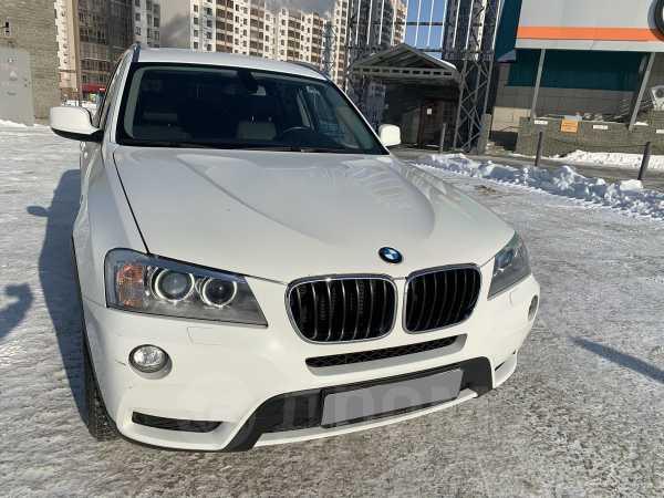 BMW X3, 2011 год, 1 165 000 руб.