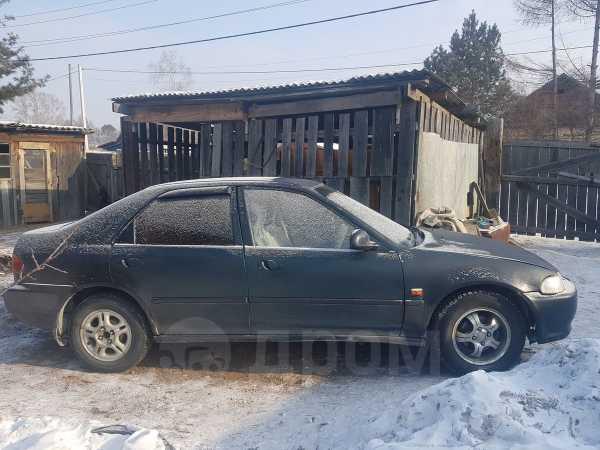 Honda Civic, 1994 год, 106 000 руб.