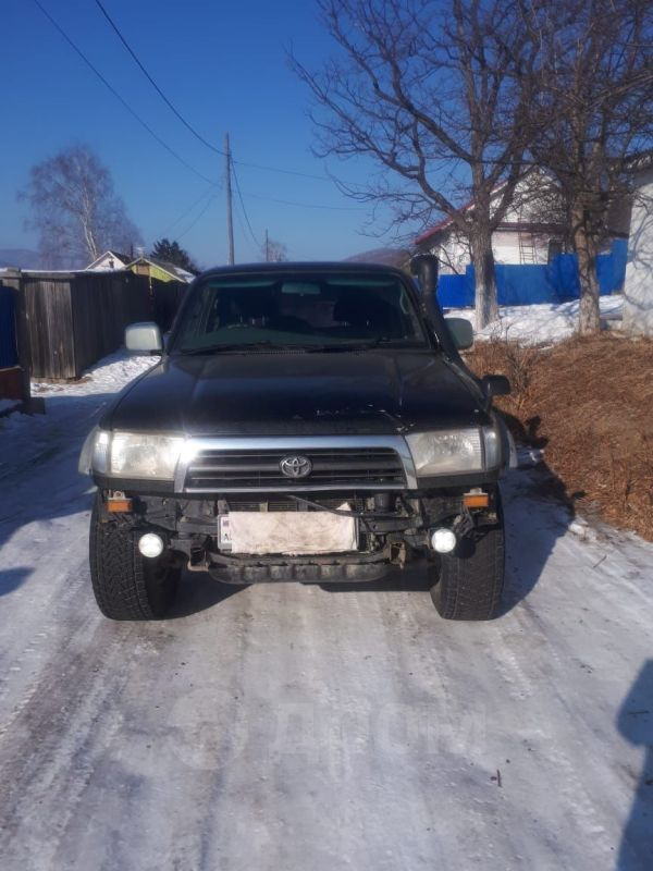 Toyota Hilux Surf, 1999 год, 320 000 руб.
