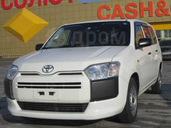 Toyota Probox, 2016 год, 568 000 руб.