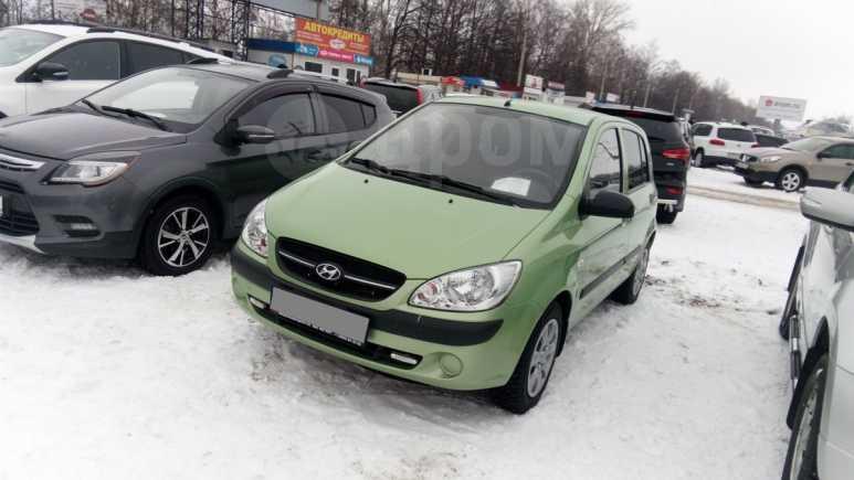 Hyundai Getz, 2010 год, 395 000 руб.