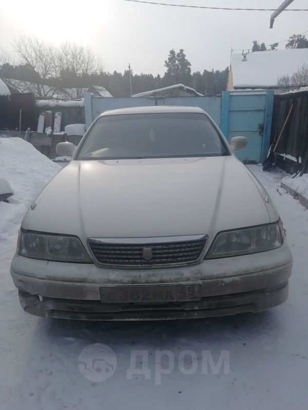 Toyota Mark II, 1996 год, 170 000 руб.
