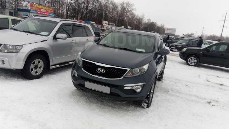 Kia Sportage, 2015 год, 1 080 000 руб.