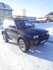 Омск Terrano II 1996