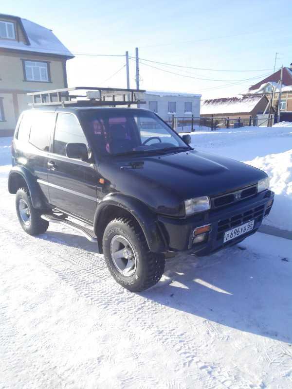 Nissan Terrano II, 1996 год, 240 000 руб.