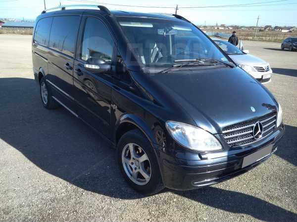 Mercedes-Benz Viano, 2007 год, 799 000 руб.