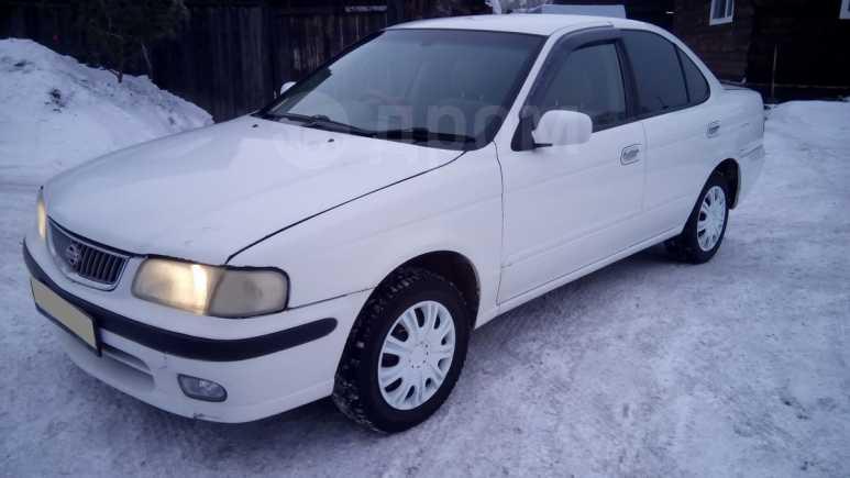 Nissan Sunny, 2002 год, 207 000 руб.