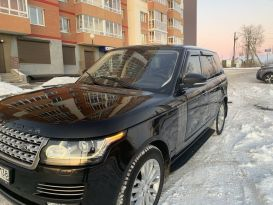 Иркутск Range Rover 2013