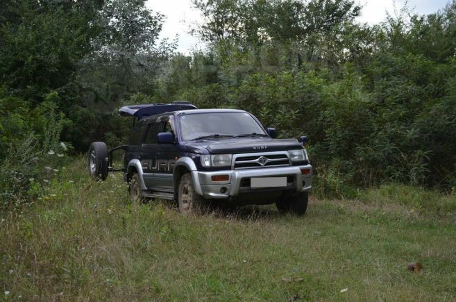 Toyota Hilux Surf, 1996 год, 440 000 руб.