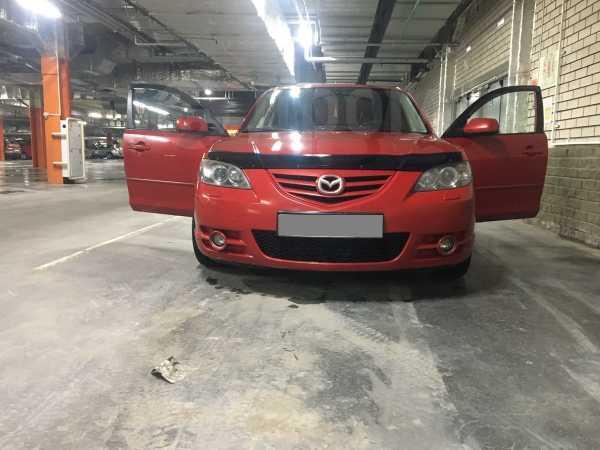 Mazda Mazda3, 2005 год, 315 000 руб.