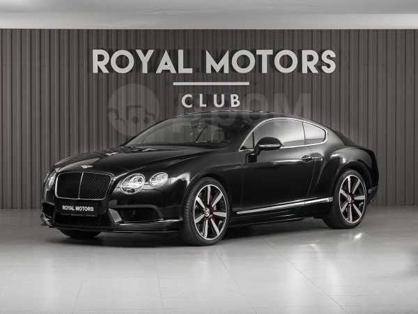 Bentley Continental GT, 2014 год, 5 990 000 руб.