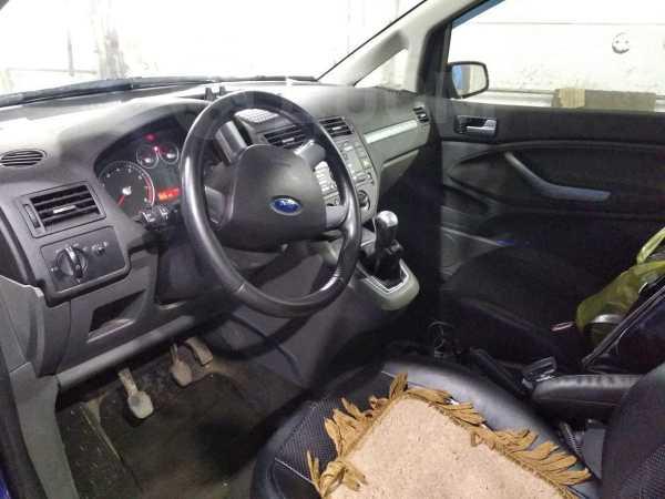 Ford C-MAX, 2007 год, 344 000 руб.