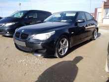 Грозный BMW 5-Series 2007