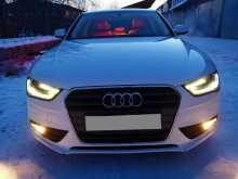 Красноярск Audi A4 2014
