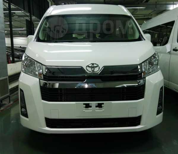 Toyota Hiace, 2020 год, 3 900 000 руб.