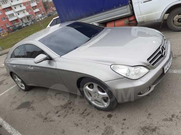 Mercedes-Benz CLS-Class, 2005 год, 550 000 руб.