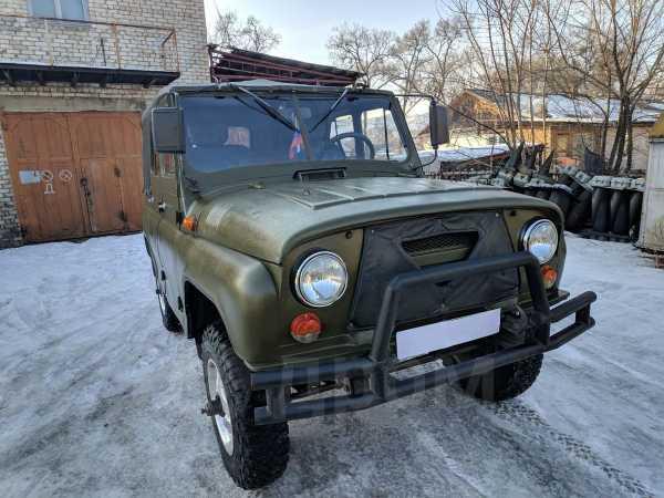 УАЗ 469, 1986 год, 290 000 руб.