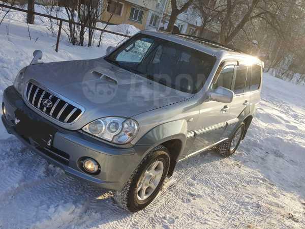 Hyundai Terracan, 2003 год, 370 000 руб.
