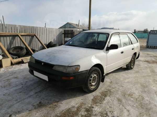 Toyota Sprinter, 2001 год, 110 000 руб.