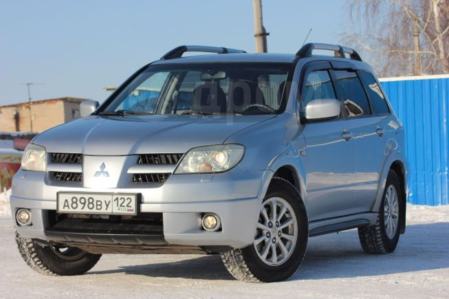 Mitsubishi Outlander, 2006 год, 545 000 руб.