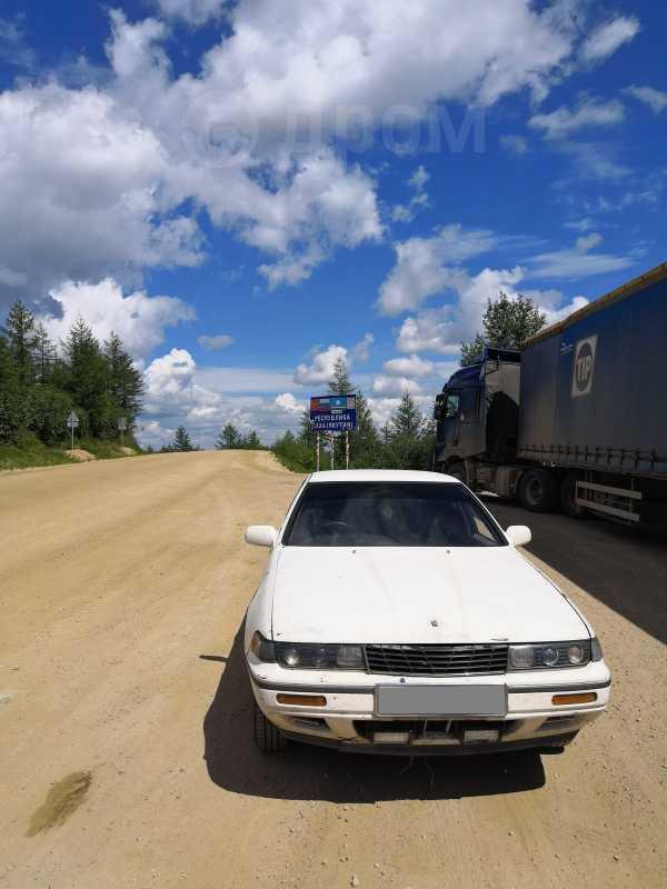 Nissan Cefiro, 1990 год, 55 000 руб.
