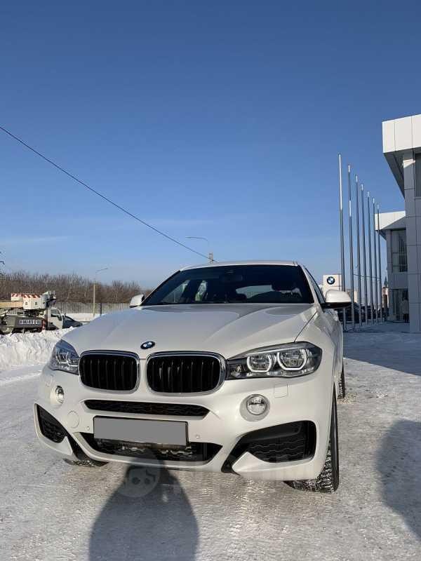 BMW X6, 2018 год, 3 890 000 руб.