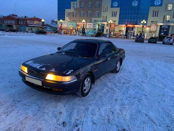 Toyota Corona Exiv, 1991 год, 75 000 руб.