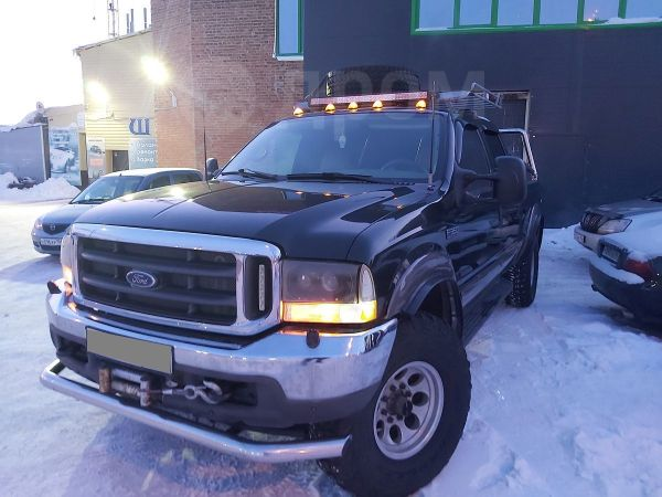 Ford F350, 2002 год, 1 650 000 руб.