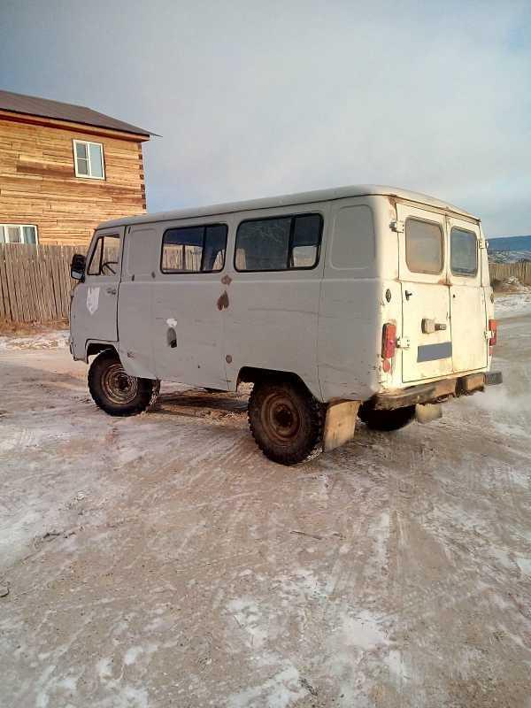 УАЗ Буханка, 2001 год, 130 000 руб.