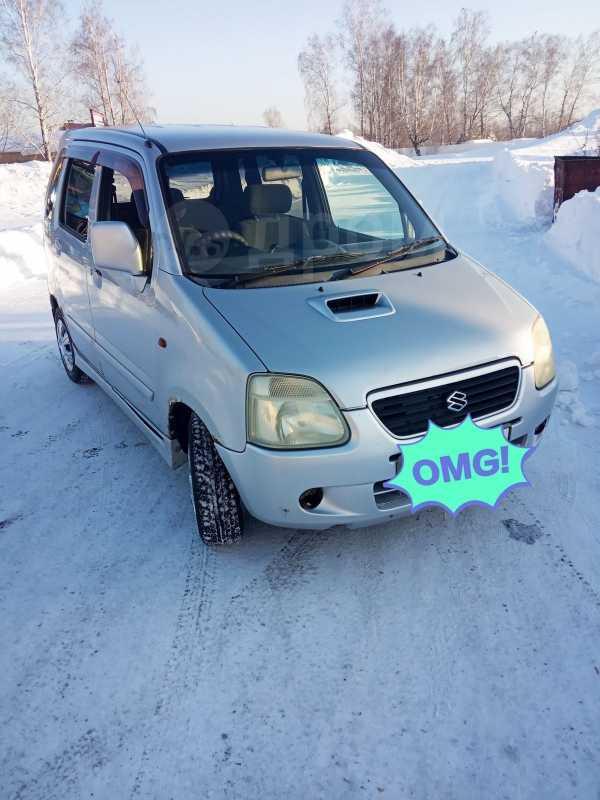 Suzuki Wagon R Plus, 2000 год, 100 000 руб.