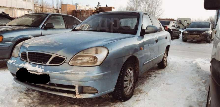 Daewoo Nubira, 2001 год, 58 000 руб.