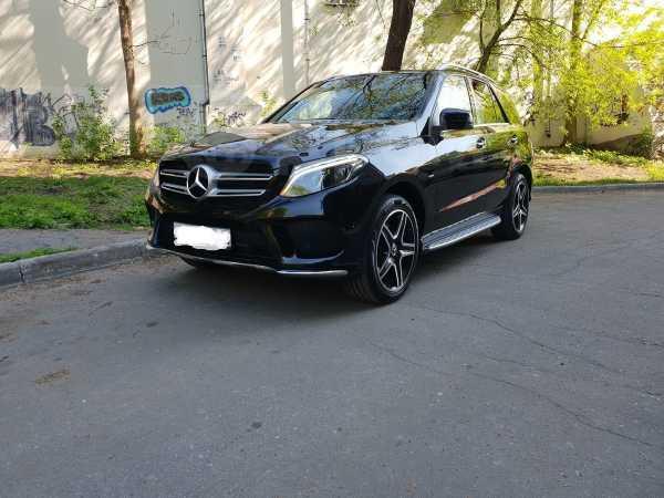 Mercedes-Benz GLE, 2017 год, 4 400 000 руб.