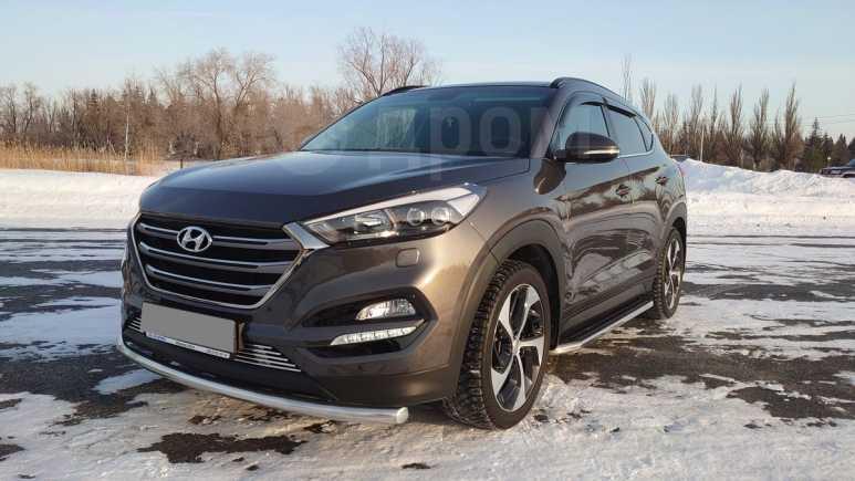 Hyundai Tucson, 2018 год, 1 800 000 руб.