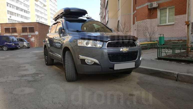 Chevrolet Captiva, 2011 год, 810 000 руб.